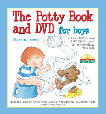 The Potty Movie and Book for Boys By Capucilli, Alyssa Satin/ Stott, Dorothy (ILT)